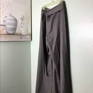 NWT ANTHROPOLOGIE ELEVENSES WIDE LEGGED TROUSERS